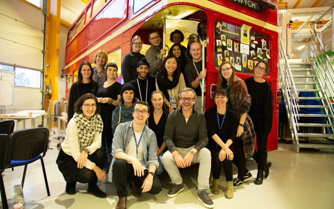Team ASE – Two week intensive at Ideasquare@CERN